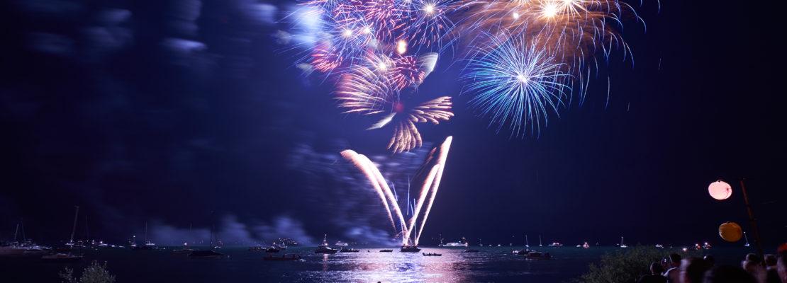 Feuerwerk am Radolfzeller Hausherrensonntag