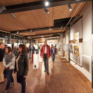 Ausstellung im Zunfthaus