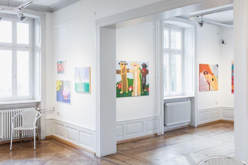 Villa Bosch von 2. – 30.11.2020 geschlossen! 22. Bundeskunstpreis für Menschen mit Behinderung